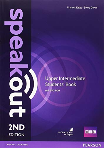 Speakout 2nd Edition Extra Upper Intermediate Students Book/DVD-ROM/Workbook/Study Booster Spain Pac
