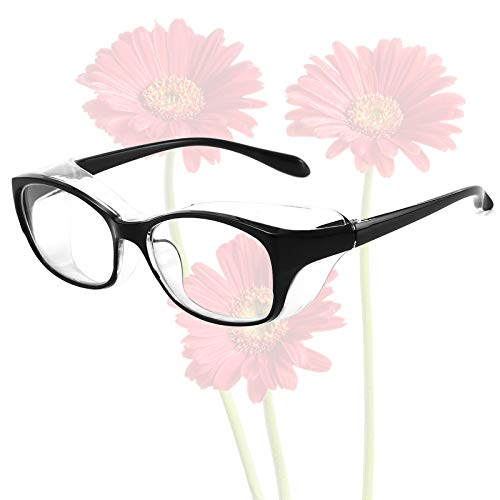 Anti Fog Safety Glasses Blue Light Blocking Goggles Clear Lens with Side Shields for Women Men Eye Protection Glasses