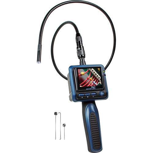 Whistler WIC-1229C Inspection Camera Black 2.4 in. Color LCD Monitor 3.3 ft tube