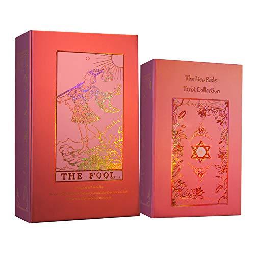 Tarot Cards,Tarot Cards Deck,Tarot Deck with Guidebook for...