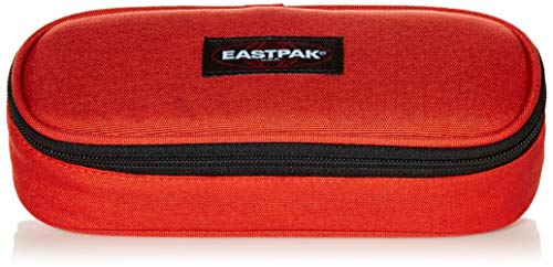 Eastpak Oval Single, Organizer Borsa Unisex Adulto, Rosso (Teasing Red), 22 centimeters