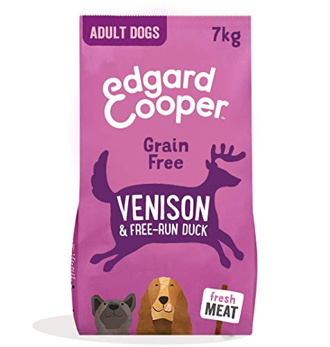 Edgard & Cooper Pienso Perros Adultos Comida Seca Natural Sin Cereales...