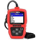 VIDENT V301 Automotive Full System Diagnostic Scan Tool for VW Audi Seat Skoda EOBD OBD2 Scanner with ABS SRS SAS EPB TPA BMS Transmission & Oil Service Code Reader