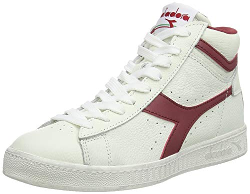 Diadora - Sneakers Game L High Waxed per Uomo e Donna (EU 38)
