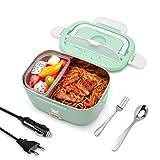 Timker Gamelle Chauffante 12v 24v 220v Lunch Box Chauffante...