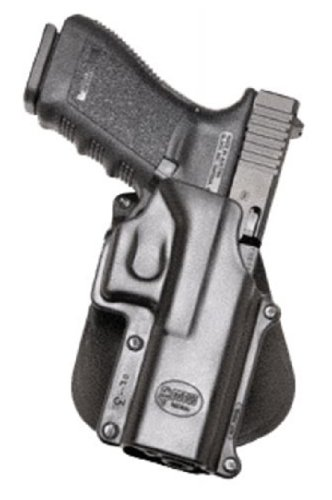 Fobus Conceal Concealed Carry Left Hand Paddle Holster for Glock 20/21/37/41 Booming Super Spectra