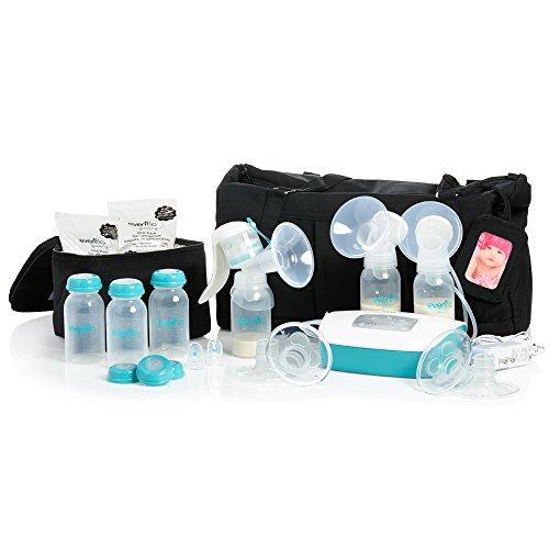 Evenflo Feeding Hospital Strength Deluxe Plus Advanced Breast Feeding Pump
