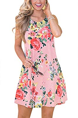 SWING LOOK - This Gorgeous Floral Dress is Such A Must-have for The New Season! From The Vibrant Colors to The Flowy Feel, It is Sure to Be Your New Spring and Summer Favorite! SIZE INFORTMATION - S US (4-6), M US (8-10), L US (12-14), XL US (16-18),...