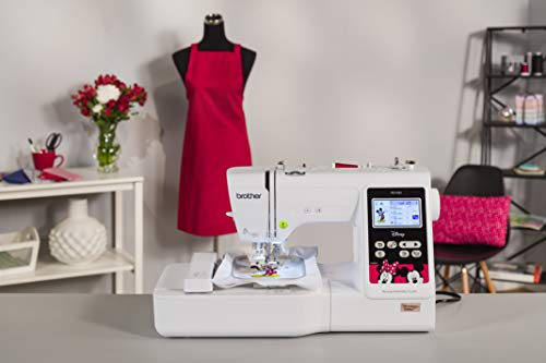 Product Image 10: Brother PE550D Embroidery Machine