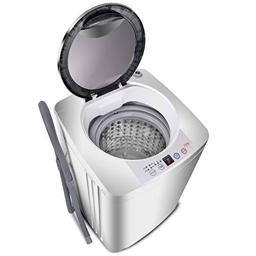 SUPER DEAL Full-Automatic Washing Machine