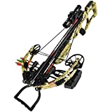 PSE Thrive 400 Crossbow Kryptek Highlander 175lbs 4x32 Illuminated Scope Package