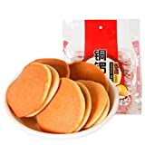 Japanese Dorayaki, Deliciously Spongy and Sweet Baked Pancake with Sweet Red Beans Paste, Asian Tea Cake for Kids, Family, Gift (20pcs Total , 240g/8.46oz)