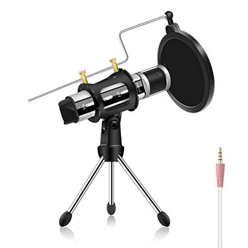 ZealSound Condenser Studio Microphone