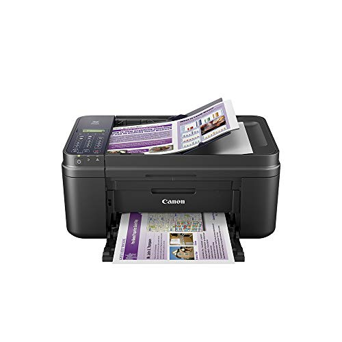 Impressora Multifuncional, Canon, PIXMA E481, Jato de Tinta, Wi-Fi