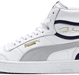 PUMA Mens Ralph Sampson Mid Sneakers,