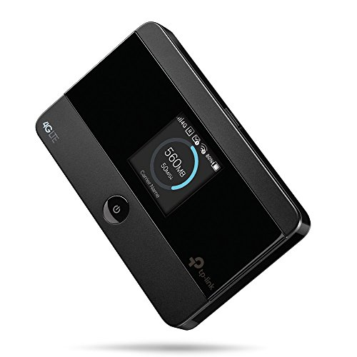TP-Link M7350 Mobile Router Hotspot Portatile, 4G...
