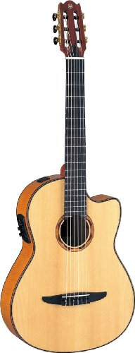 Yamaha NCX1200R Acoustic-Electric Classical Guitar, Solid Rosewood