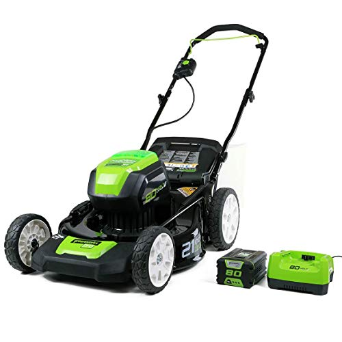 The Best Cordless Lawn Mower Top Reviews And Buying Guide