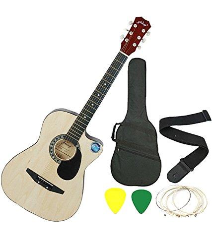 Jixing JXNG-NAT-C Acoustic Guitar,Natural