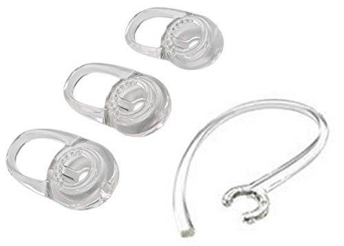 QTY 3 Earbuds SMALL for Voyager Edge