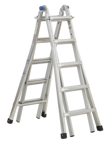 5. Werner Telescoping Multi-Ladder