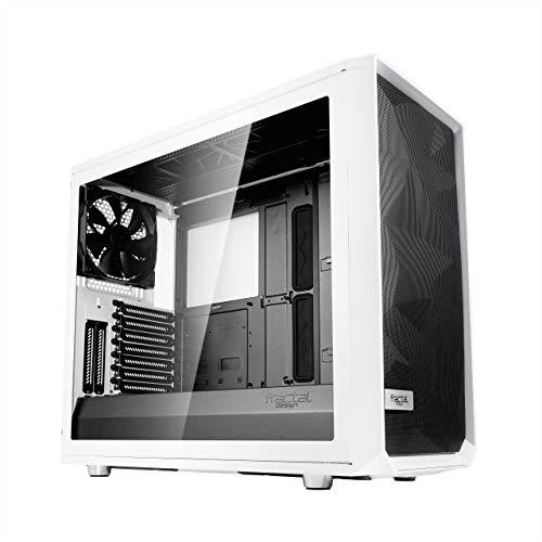 Fractal Design Meshify S2 White – TG Midi Tower Blanc