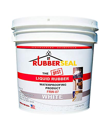 Rubberseal Liquid Rubber Waterproofing and Protective Coating -...