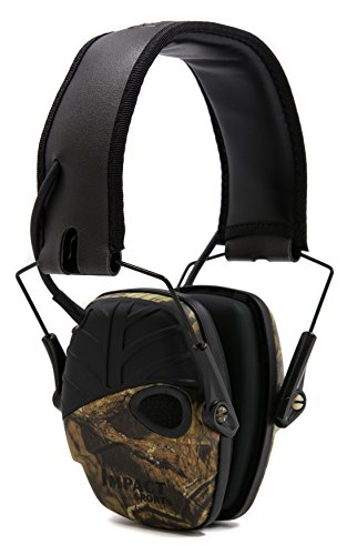 Honeywell 1034400 Howard Leight Casque Antibruit Impact Sport Camouflage, SNR 25