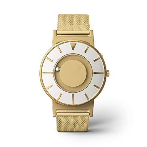 eone Bradley Mesh Gold Premium Edition Edelstahlband BR-GLD