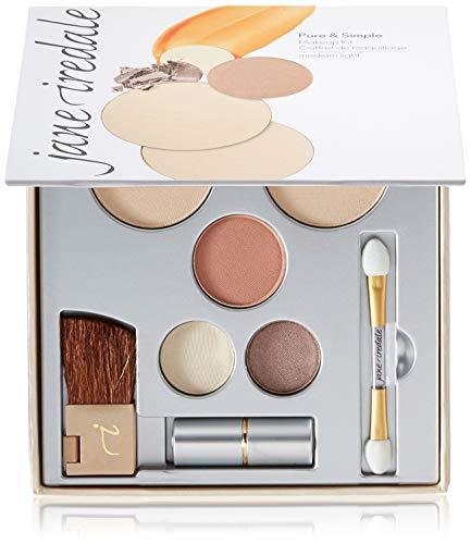 jane iredale Pure & Simple Makeup Kit, Medium Light
