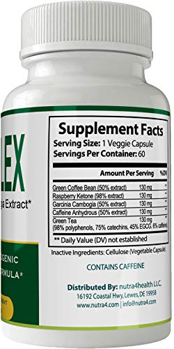 Keto Flex Weight Loss Pills Diet Capsules with Garcinia Cambogia, Weightloss Lean Fat Burner, Advanced Thermal Fat Loss Supplement for Women and Men 3
