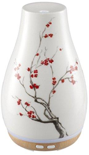 Ellia Blossom Ultrasonic Aroma Diffuser, 1.17 Pound
