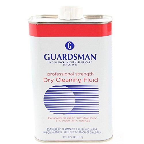Guardsman Professional Strength Kuru Temizleme Sıvısı Leke Çıkarıcı Solüsyon 32 Oz.  (1)