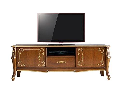 Artigiani Veneti Riuniti Mobile Porta TV Dettagli Oro Beautiful Line