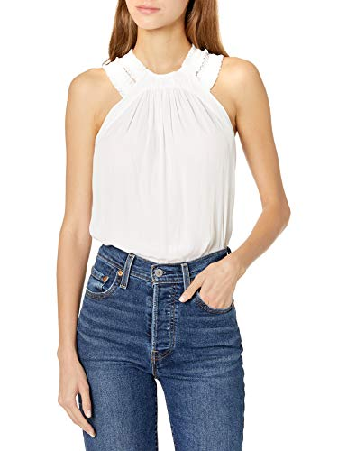 41DeaG7EM7L. SL500 Cut out detail at neckline Flowy body Fit type: Relaxed