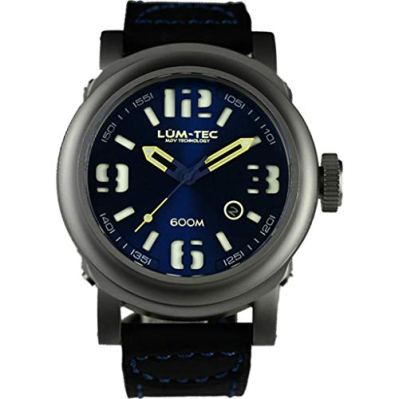 LUM-TEC Abyss 600M Series Abyss 600M-2 Watch