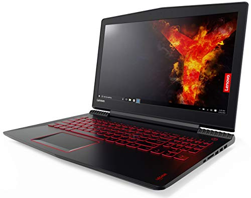 Lenovo Legion Y520-15IKBN Laptop 15.6'' FHD, Intel Core i5-7300HQ, 8GB RAM, 1TB HDD, Gráficos NVIDIA GTX 1050, Windows 10, color Negro