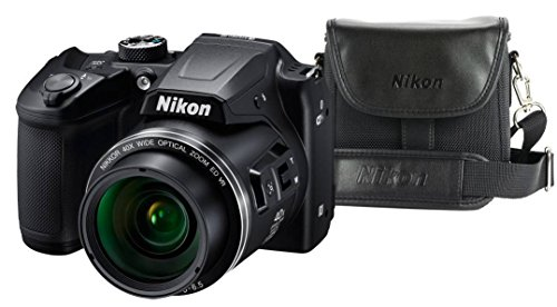 "Nikon COOLPIX B500 Cámara Puente 16 MP CMOS 4608 x 3456 Pixeles 1/2.3"" Negro - Cámara Digital (16 MP, 4608 x 3456 Pixeles, CMOS, 40x, Full HD, Negro)"