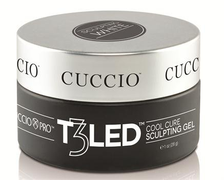 Cuccio T3 LED/UV Controlled leveling, 1 oz CLEAR