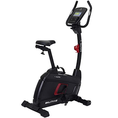 ALINCO(アルインコ) フィットネスバイク プログラムバイク LUXE 負荷調節24段階 体脂肪・心拍数測定 12種プ...