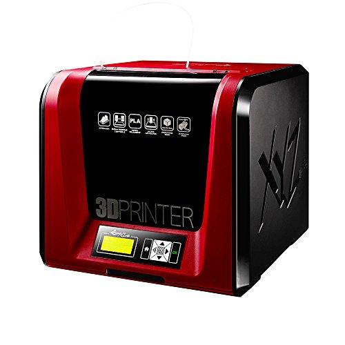 XYZprinting Stampante 3D da Vinci Jr. 1.0 Pro, Filamento Aperto, Vol. Build 15 X 15 X 15 cm
