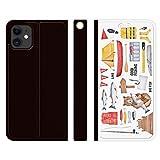 Ruuu ベルトなし iPhone 12 Pro Max 手帳型 スマートフォン iPhoneケース スマホ ケース カバ……