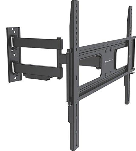 GForce GF-P1124-1096 Full Motion Tilt & Swivel TV Wall Mount for Most 37'-70' TVs LED/LCD TVs- Holds Up to 110 lbs