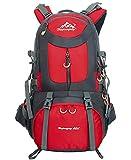 Nylon Sac à Dos de randonnée - 40L / 50L / 60L Homme Femme Sport Trekking...