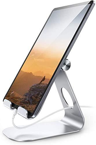 Tablet Stand Adjustable, Lamicall Tablet Stand : Desktop...
