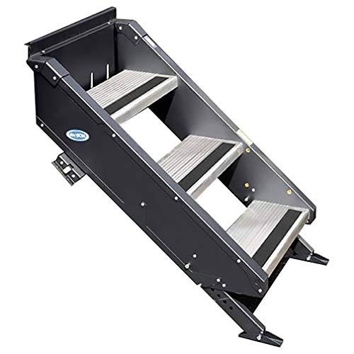 MOR/ryde International Inc. StepAbove 3 Step - 34-36' Height, 9'...