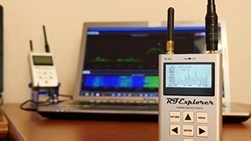 RF Explorer 6G Combo Analyzer