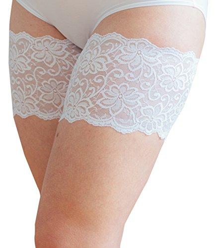 Bandelettes Fasce elastiche sfregamento dell'interno coscia Evitano lo sfregamento delle cosce...