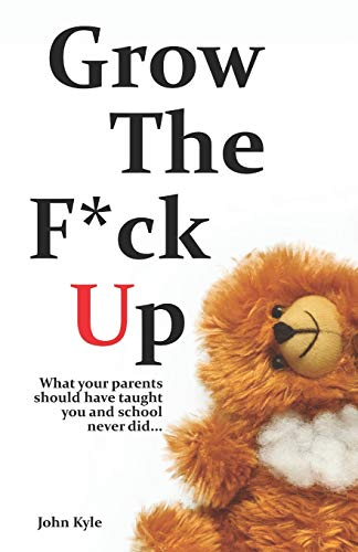 Grow the F*ck Up - White Elephant & Yankee Swap gift, gag...