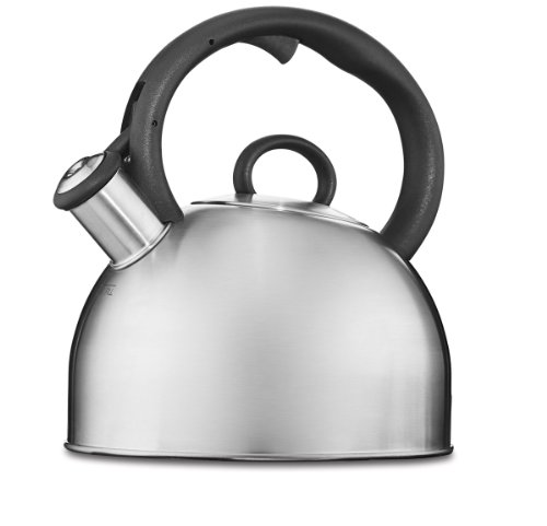 Product Image 2: Cuisinart Aura Stainless Steel Stovetop Teakettle, 2QT.